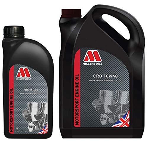 Millers Oil CRO 10W40 Competition Huile minérale 6 l