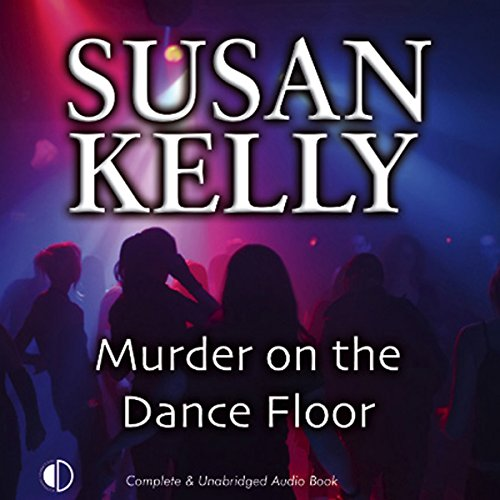 Murder on the Dance Floor audiobook cover art