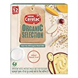 Nestle CERELAC Organic Selection Wheat & Mixed Fruit Cereal - From 12 to