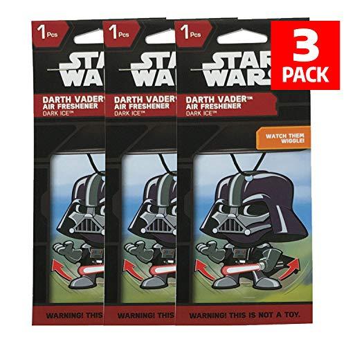 Star Wars Darth Vader Car Accessories - Darth Vader Air Freshener Wiggler (3)
