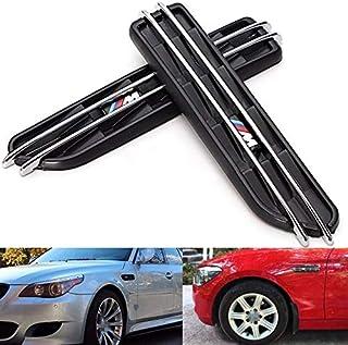 51117261099 per BMW X3 F25 2011-2017 51117261100 SUOLAREN 1 paio di tappi per bocchetta paraurti anteriore L /& R