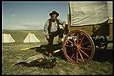 216033 Wagon Master Oregon Trail Descendent Nebraska A4