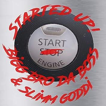 Started UP (feat. Slymm Goddi)