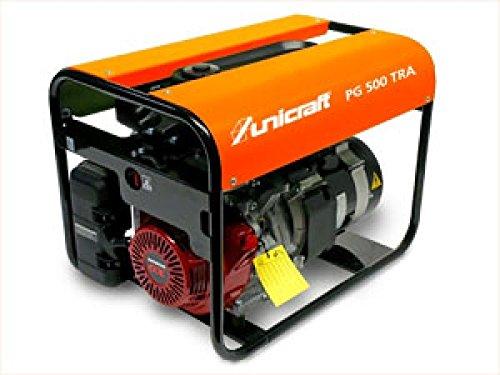 PG 500 TRA Profi-Synchron-Stromerzeuger Unicraft Art.-Nr. 6701053