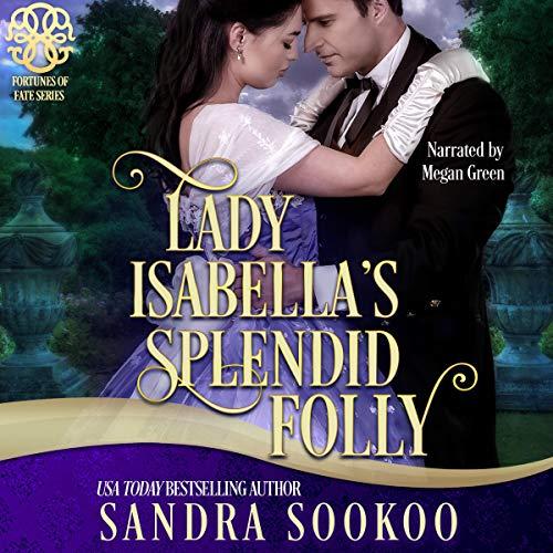 Lady Isabella's Splendid Folly cover art