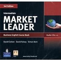 Market Leader Intermediate (3E) Class CDs (2)
