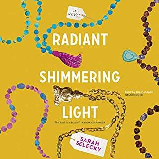 Radiant Shimmering Light audiobook cover art