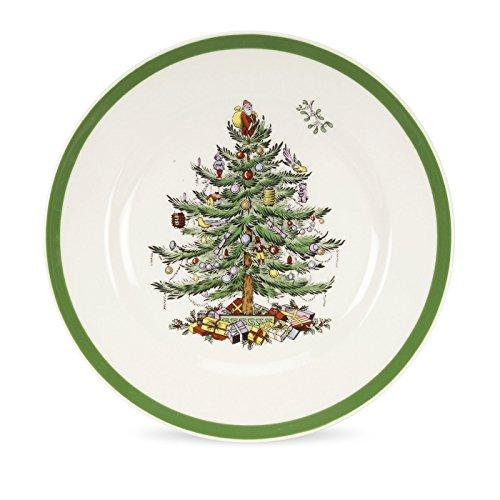 Spode Christmas Tree 8 Inch Salad Plate