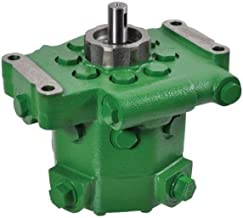 Hydraulic Pump Compatible with John Deere 2255 2130 2755 2355 2020 1520 1120 2030 1030 2440 1640 2150 2555 3140 1830 2630 2750 2550 2140 1130 300 1530 1750 1020 2240 2640 2350 1630 2040 3040 2155