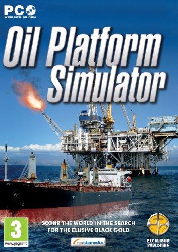 Oil Platform Simulator (PC CD) [Importación inglesa]
