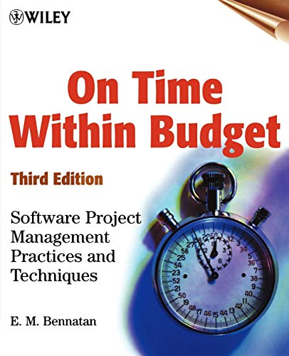 On Time 3E: Software Project Management Practices and Techniques