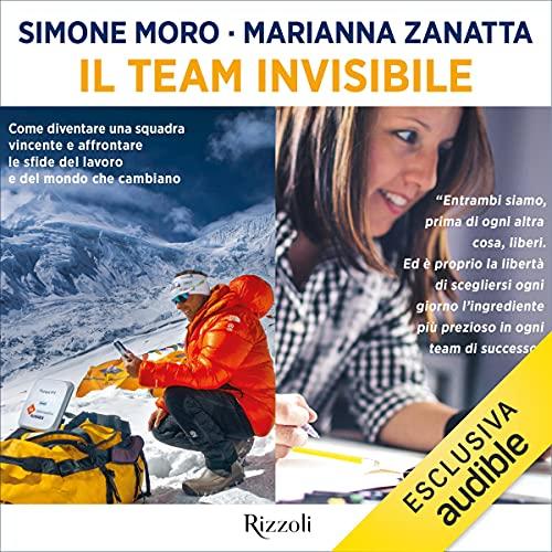 Il team invisibile copertina