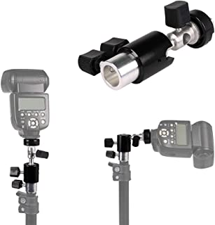 New Camera Accessories D Type Multifunctional Flash Light Stand Umbrella Bracket, Max Load: 2kg Used for Camera