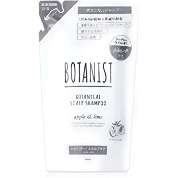 BOTANIST ボタニスト ボタニカルスカルプシャンプー (詰め替えパウチ) 440ml