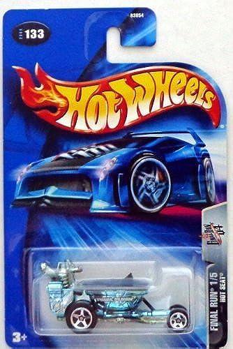 Hot Wheels Final Run  Hot Seat (1 5 From 2004) 133 by Hot Wheels