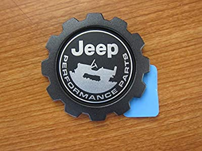 Jeep Wrangler JL & Gladiator Parts Performance Badge New Mopar OEM