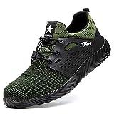Zapatos de Seguridad para Hombre,Ropa y Equipamiento para Senderismo, Carreras de Aventura, montañismo y Trail Running.