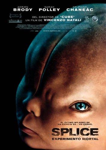Splice (Import Dvd) (2011) Adrien Brody; Sarah Polley; Brandon Mcgibbon; David