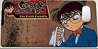 PCのラップトップあたりGOMMA antiscivoloグランデgioco dedicatoにおけるゲーミングマウスマットラージマウスマットマウスアニメRettangolo Tappetino、 (Color : D)