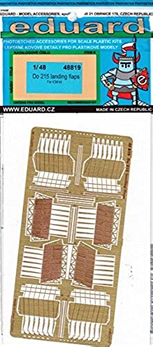 alta calidad EDU48819 1 48 Eduard PE - Do 215 Landing Landing Landing Flaps Set (for use with the ICM model kit) [MODEL KIT ACCESSORY] by Eduard  mejor marca