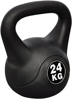 FESTNIGHT Peso con Maniglia Kettlebell da 24 kg