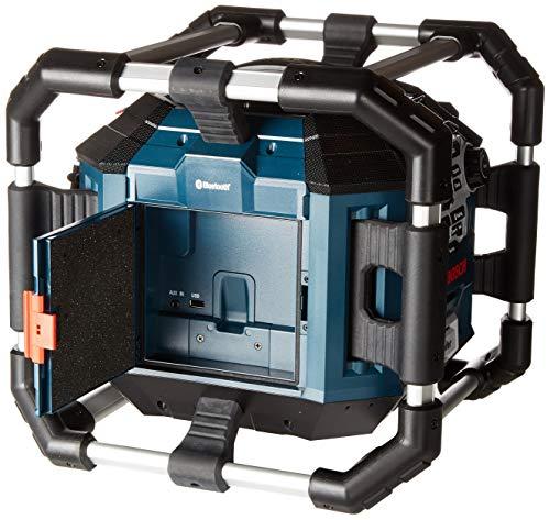 Bosch PB360C-C Power Box Jobsite AM/FM Radio/Charger/Digital Media Stereo