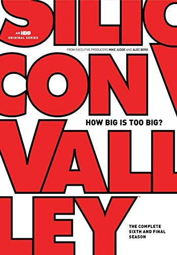 Silicon Valley The Complete Sixth Season product image