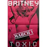 Britney Spears - Riesenposter Toxic
