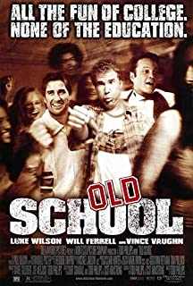 Old School POSTER Movie (27 x 40 Inches - 69cm x 102cm) (2003)