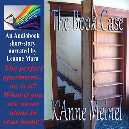 The Book-Case audiobook cover art