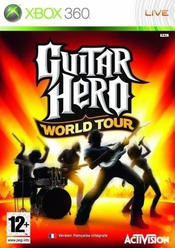 Guitar Hero World Tour - Jeu seul [Edizione : Francia]