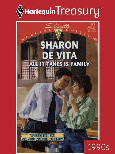 All It Takes Is Family (Silver Creek County Book 4126) (English Edition)
