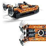 Immagine 1 lego technic hovercraft di salvataggio