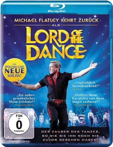 Lord of the Dance - Die spektakuläre neue Show [Blu-ray]