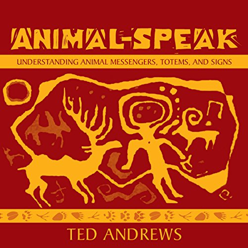 Animal Speak audiobook cover art