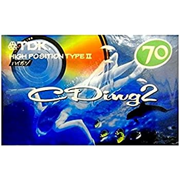 Japan domestic market TDK CDing2 70 Type II