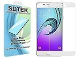 SDTEK Verre Trempé pour Samsung Galaxy A5 2016 Couverture Complète Protection...
