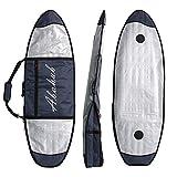 Abahub - Bolsa para Tabla de Surf, Funda para Sup, Bolsa de Transporte para Tabla de Surf para Exteriores, Viajes, 7 Unidades