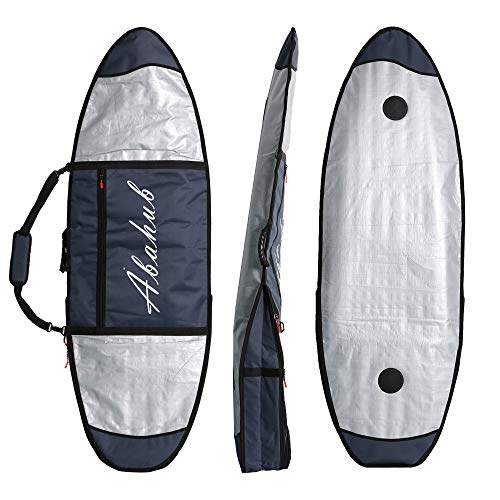 Abahub Premium 6'0 x 22 Surfboard Travel Bag, Foam Padded Surf Board...