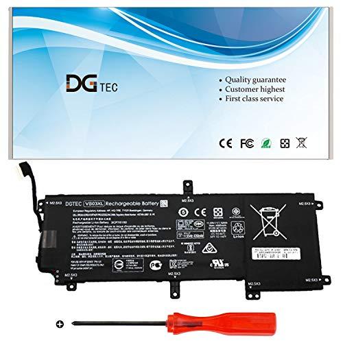 DGTEC New VS03XL Laptop Battery for HP Envy 15 Envy 15-as000 Envy 15-as001ng Envy 15-as003ng Envy 15-as004ng Envy 15-as005ng Envy 15-as006ng Envy 15-as014wm 849047-541 849313-850 HSTNN-UB6Y