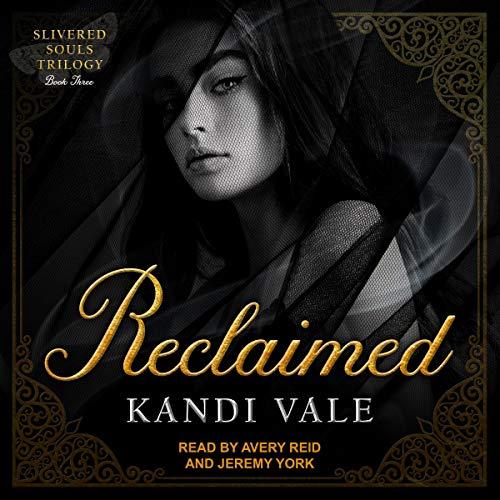 Reclaimed audiobook cover art