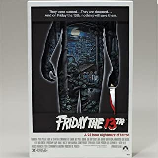 McFarlane Toys 3D Movie Poster - Friday The 13th - coolthings.us