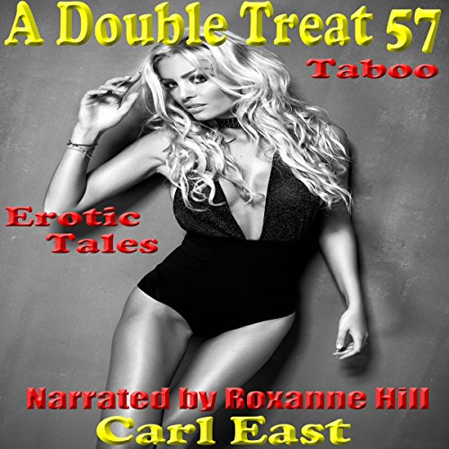 A Double Treat 57 audiobook cover art