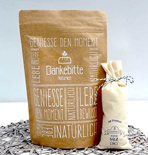 Brot und Salz Set - Geschenk zum Umzug