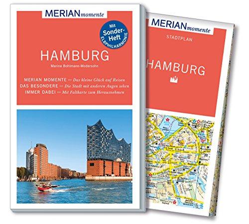 MERIAN momente Reiseführer Hamburg: Mit Extra-Karte zum Herausnehmen