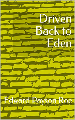 Driven Back to Eden (English Edition)