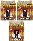 Minecraft Mini Village & Pillage Series 21 Mystery Pack (Bundle of 3 Packs)