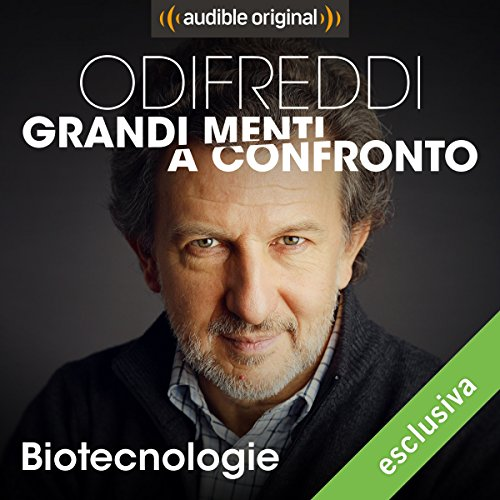 Biotecnologie - Watson vs Venter audiobook cover art