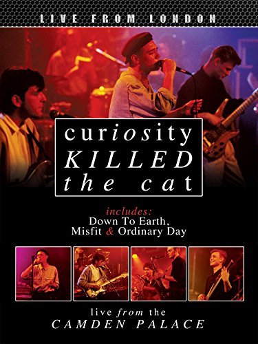 Curiosity Killed The Cat - Live From London [OV]