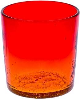 ロックグラス オレンジ